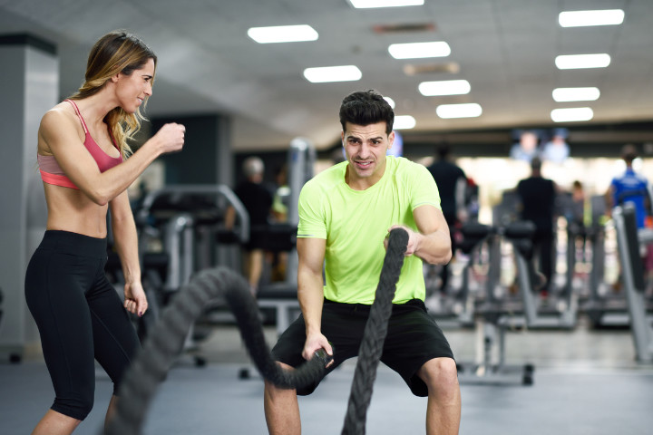 Private Personal Training at Tryniti, Port Credit, Mississauga, Ontario